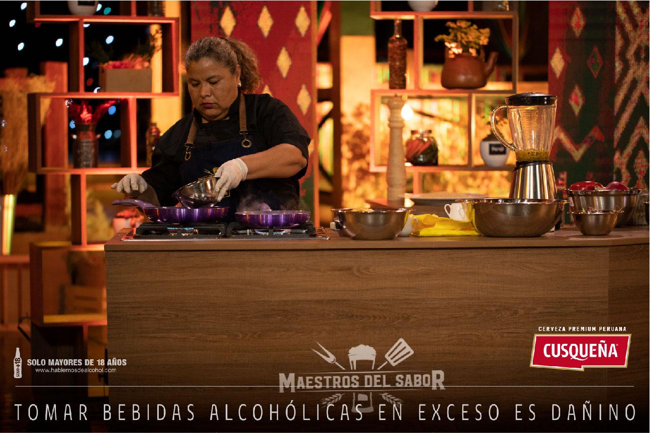 Inició el casting para la segunda temporada del programa de competencia culinaria Maestros del sabor.