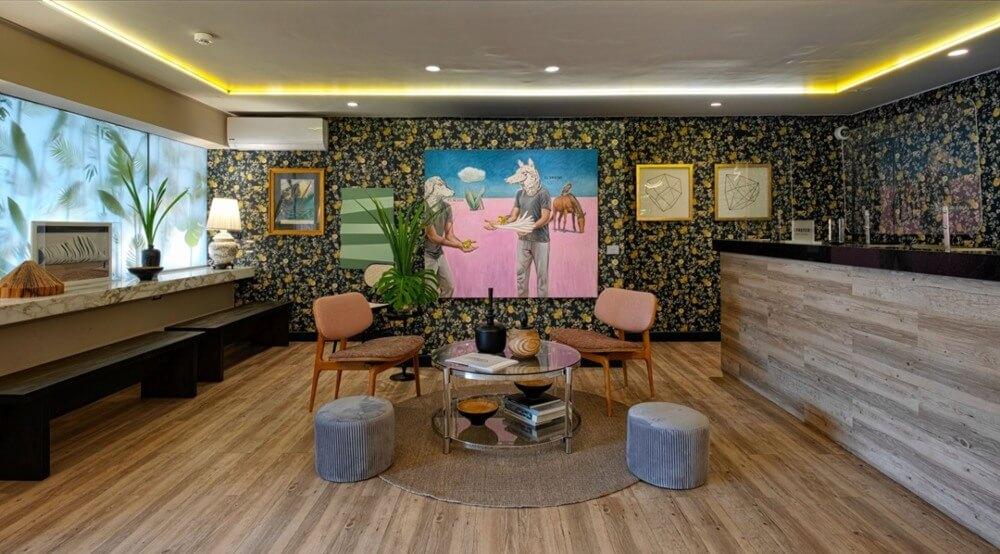 Arte Hotel Lima presenta la nueva imagen de su lobby y habitaciones rediseñadas, junto a una nueva propuesta gastronómica.